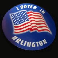I Voted in Arlington