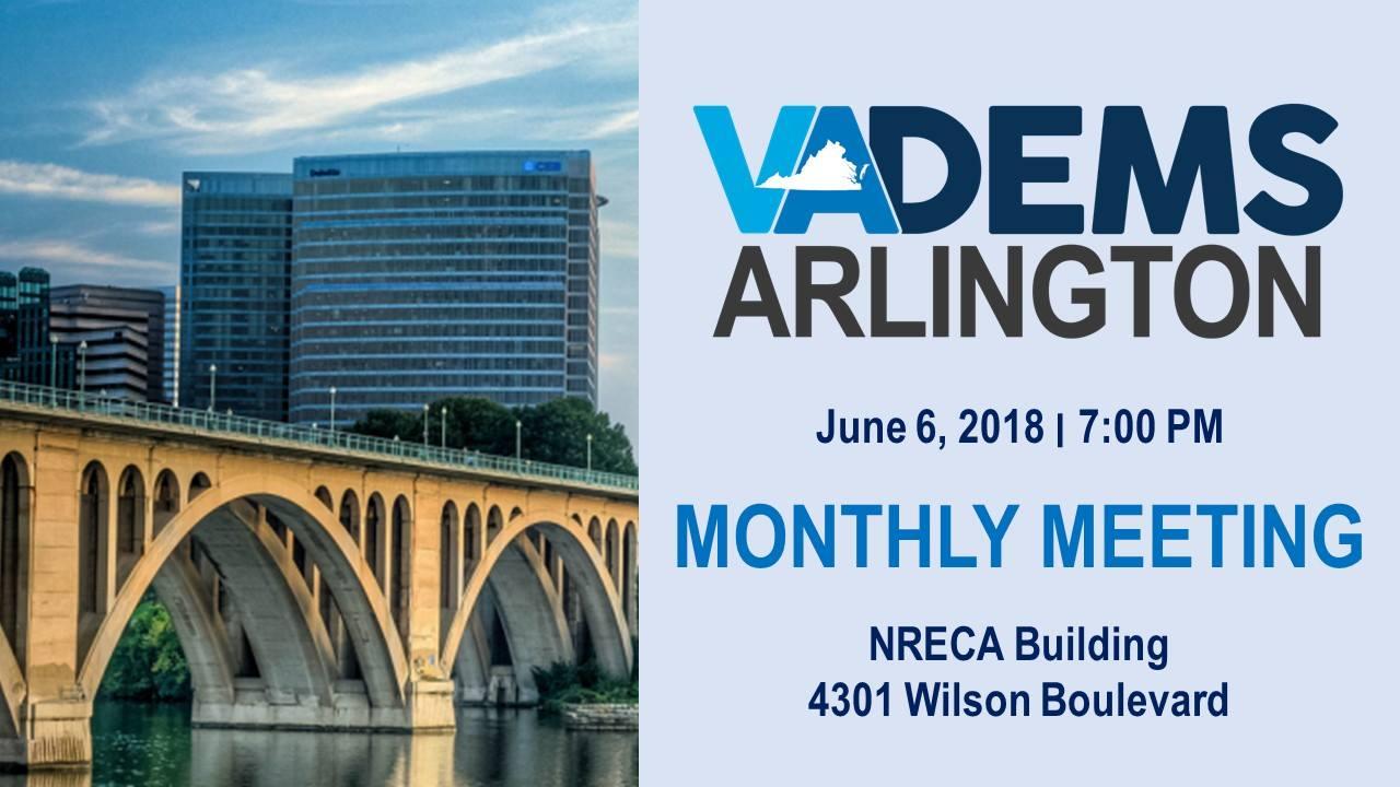 Agenda disponible para la reunión mensual de junio