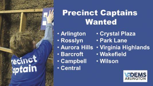 Dems seek a few more captains
