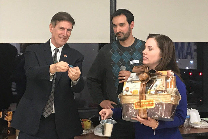 Congressman Don Beyer Joins All-Star Line-Up to Flip Seats Blue in Arlington and Beyond