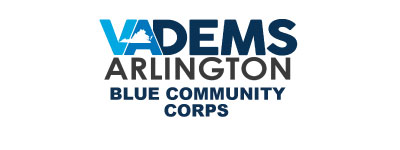Arlington Democrats Live and Work their Progressive Values