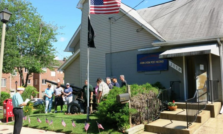 Blue Community Corps – Military Families Party