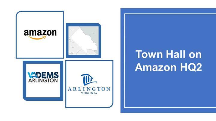 Amazon HQ2 Town Hall