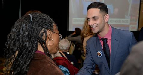 Beyond Arlington Phone Bank for Ibraheem Samirah for Delegate