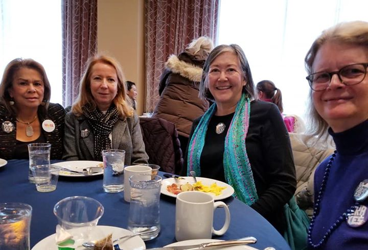 Arlington Dems Breakfast - Equal Rights and Women's History