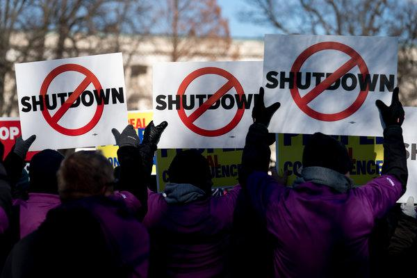 SPEAK UP FOR GOOD GOVERNANCE and AGAINST THE SHUTDOWN