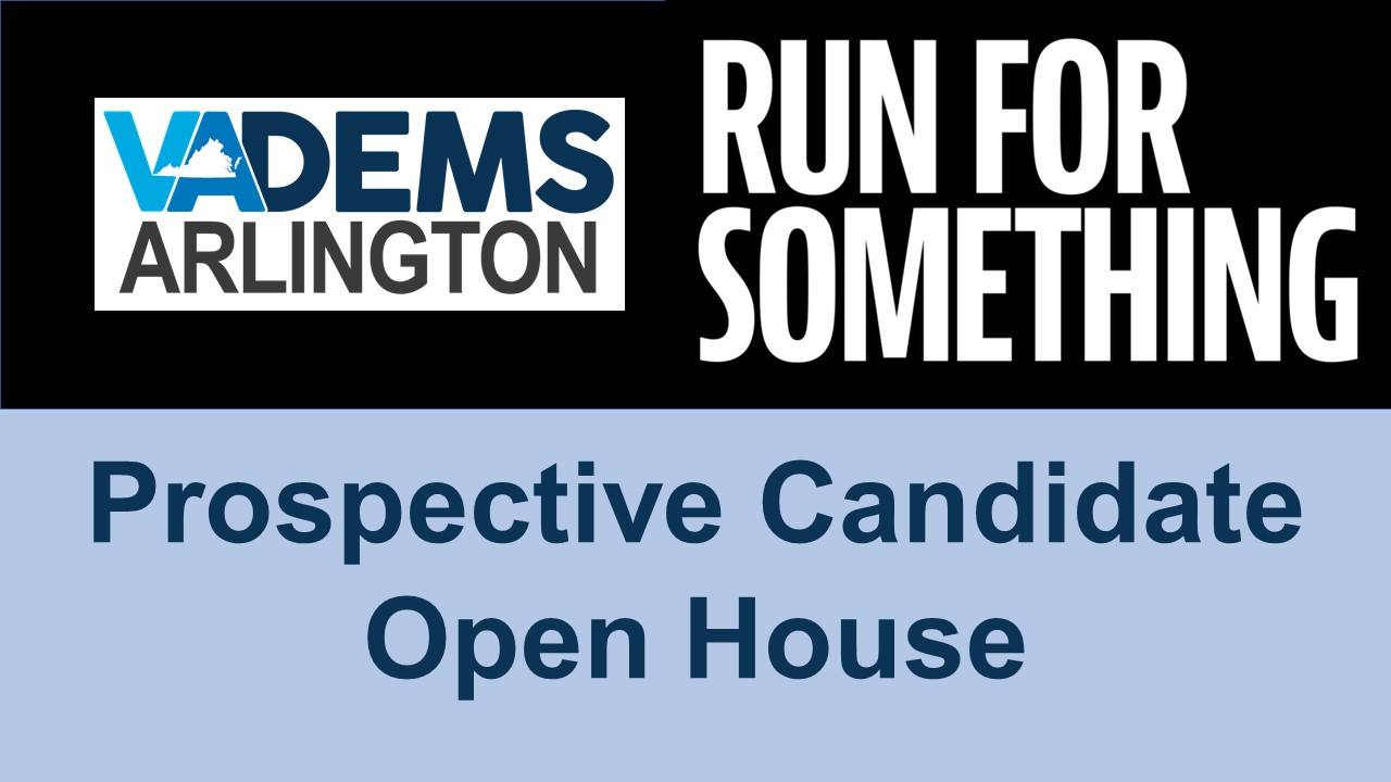 Arlington Dems Encourage Political Engagement by Hosting Jan. 7 Open House for Future Candidates and Launching Campaign Staff Database