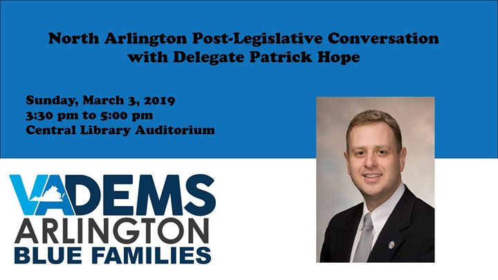 North Arlington Post-Legislative Conversation