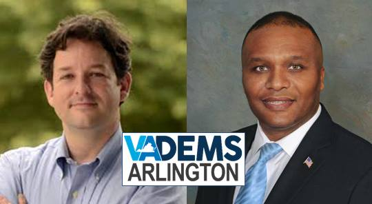Arlington Dems Breakfast - House of Delegates Candidate Forum