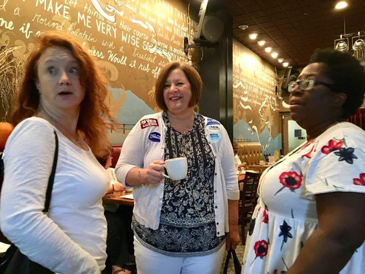 Arlington Dems - July Breakfast