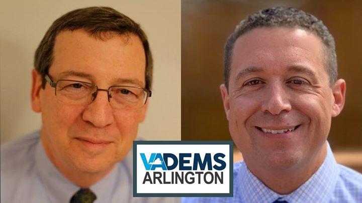 Arlington Dems Breakfast - School Board Candidates Forum