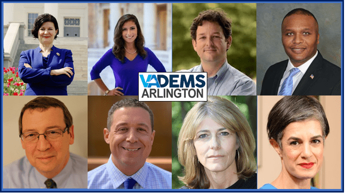 Primary Season Is Here, Meet Your Democratic Candidates!