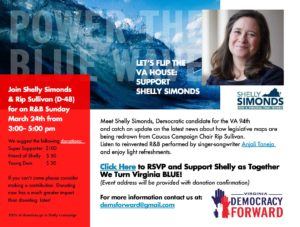 Let's Flip the VA House: Support Shelly Simonds