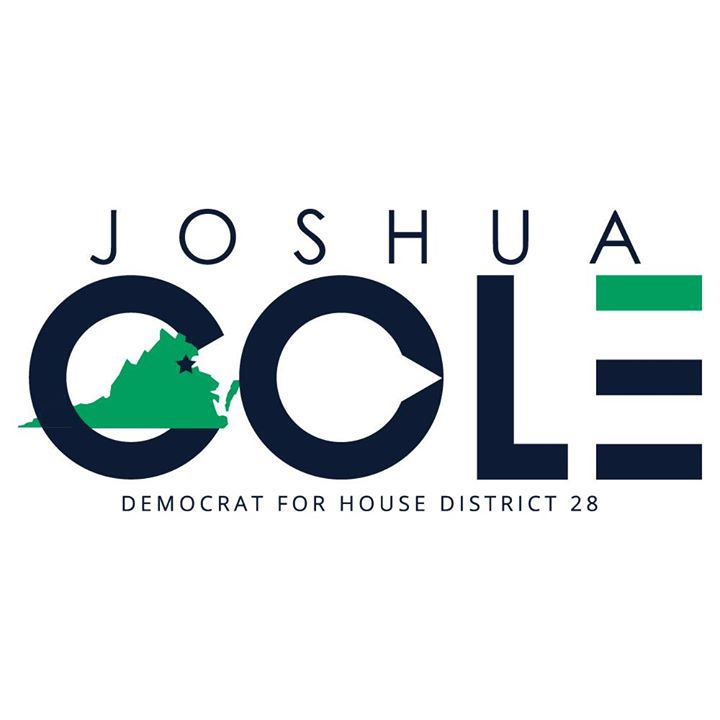 Blue Families - Canvass for Josh Cole in Fredericksburg