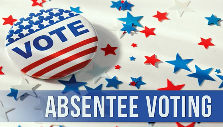 Apply Now to Vote Absentee in the June 2020 Primary
