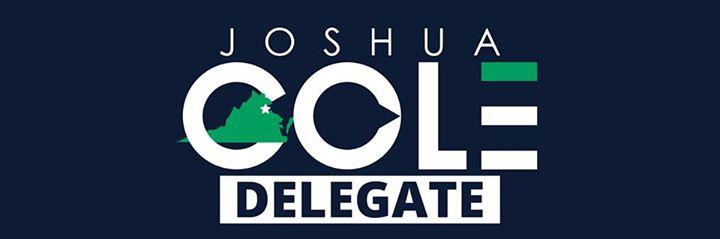 Josh Cole for Delegate Canvass