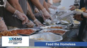 ArlDems Blue Community Corps: Prepare Meals for the Homeless @ Central United Methodist Church | Arlington | VA | United States