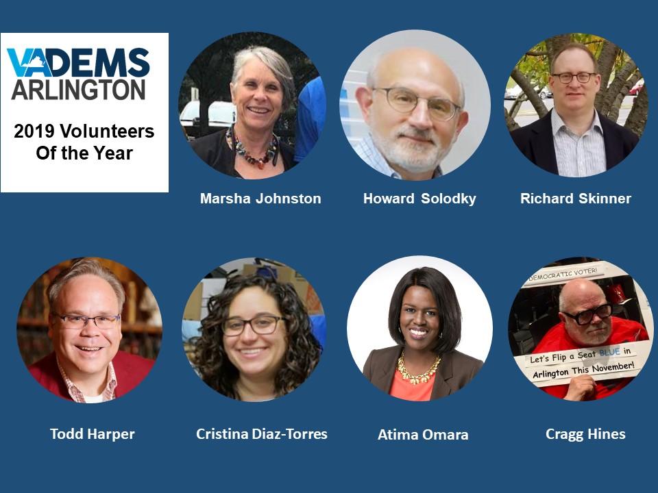 Inspírate con nuestros 7 ganadores del premio a los voluntarios de 2019