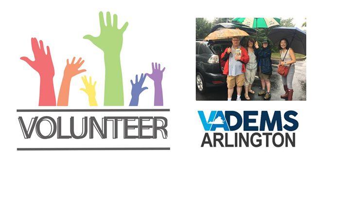 New Volunteer Open House