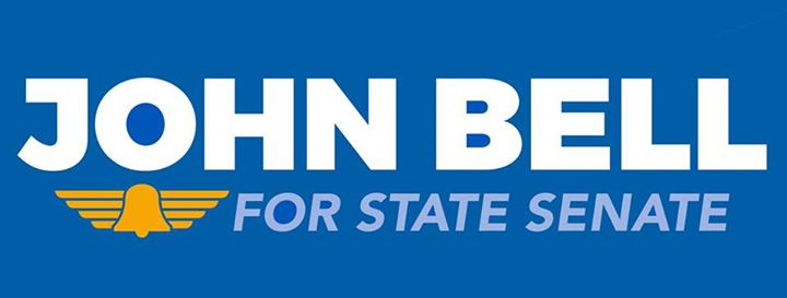 Canvass for Del. John Bell