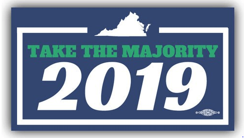 Flip the Virginia Legislature Blue, Help Reduce Income Inequality