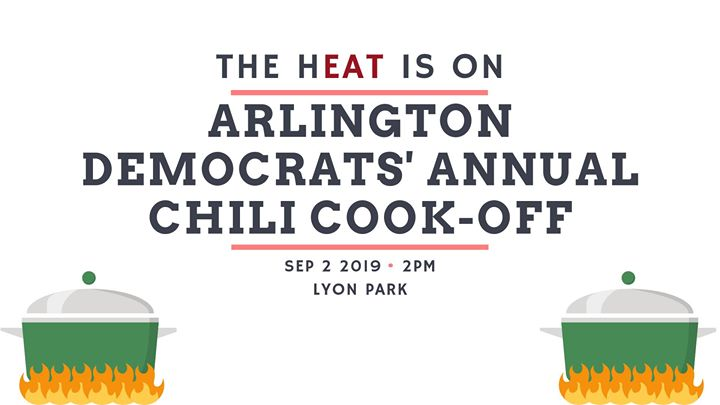 Arlington Dems Chili Cook-Off