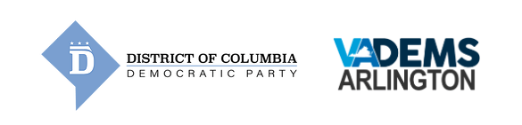 District of Columbia Democratic Party and Arlington Democrats  Announce Strategic Partnership