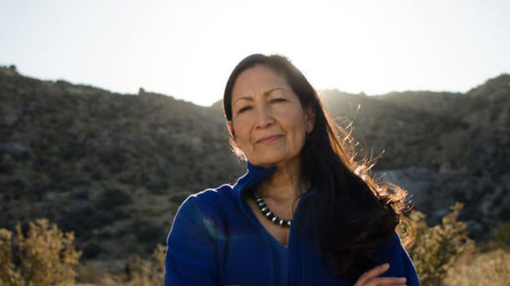 Free Meet and Greet with Rep. Deb Haaland