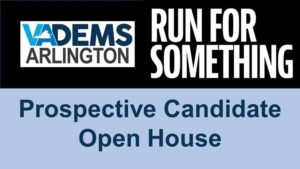 Second Annual Prospective Candidate Open House @ Central Library | Arlington | VA | United States