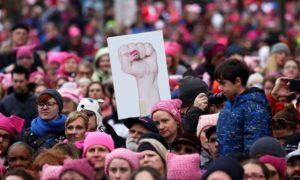 ArlDems Women's March Participation