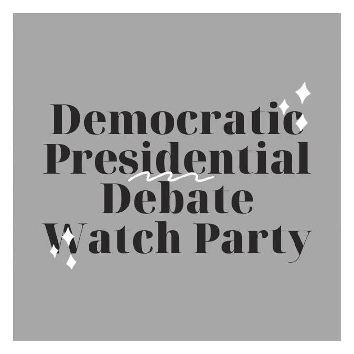 Arlington Dems Presidential Debate Watch Party (#10)