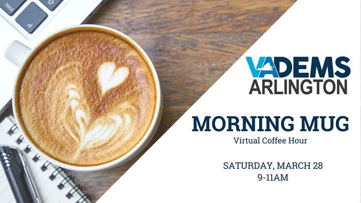 Morning Mug - Virtual Coffee Hour