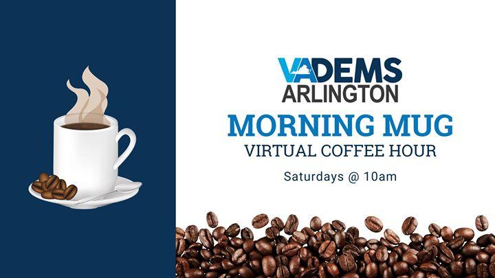 Morning Mug: Virtual Coffee Hour