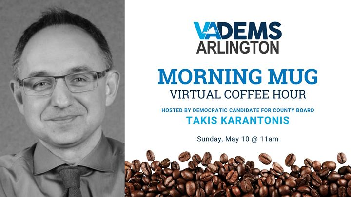 Special Morning Mug w/ Takis Karantonis