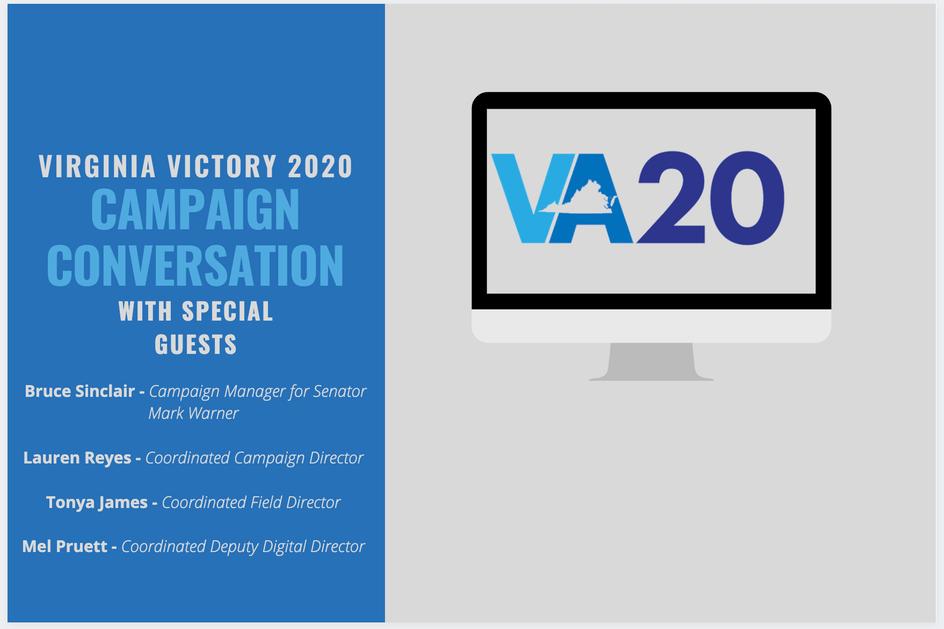Virginia Victory Campaign Conversation