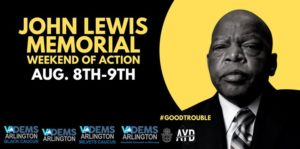 John Lewis Weekend of Action