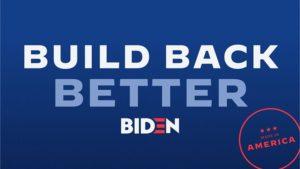 Build Back Better with Del. Charniele Herring @ Arlington Dems   Arlington   VA   United States