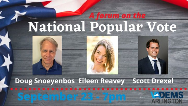 A Forum on the National Popular Vote