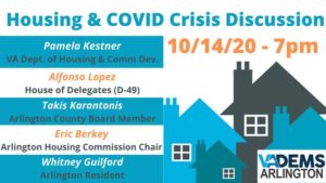 Housing & COVID-19 Crisis Discussion