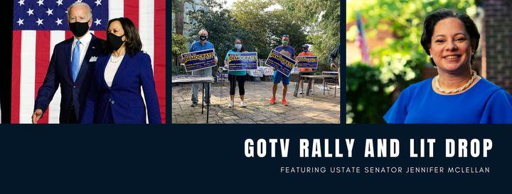 Socially Distant GOTV Rally
