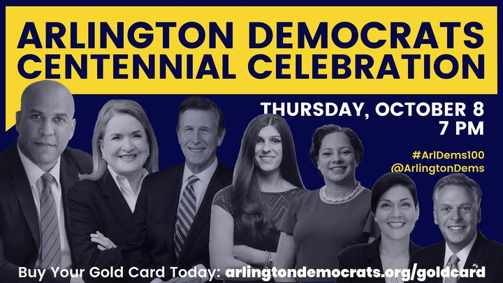 Arlington Democrats Centennial Celebration