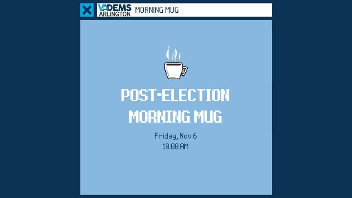 Post Election Morning Mug