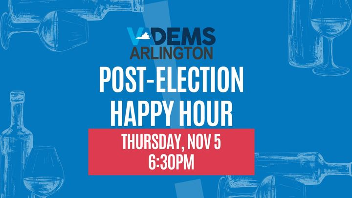 Post-Election Virtual Happy Hour