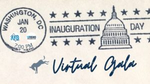 AYD & Arlington Dems Inauguration Day Virtual Gala