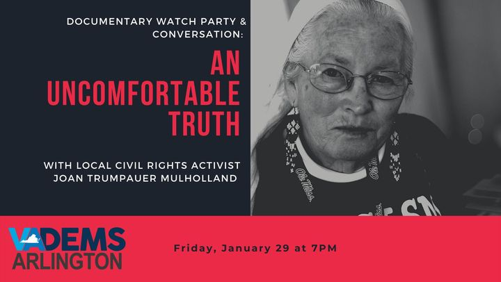 An Uncomfortable Truth Watch Party