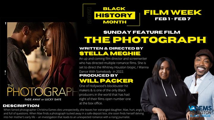 Black Film Week - The Photograph