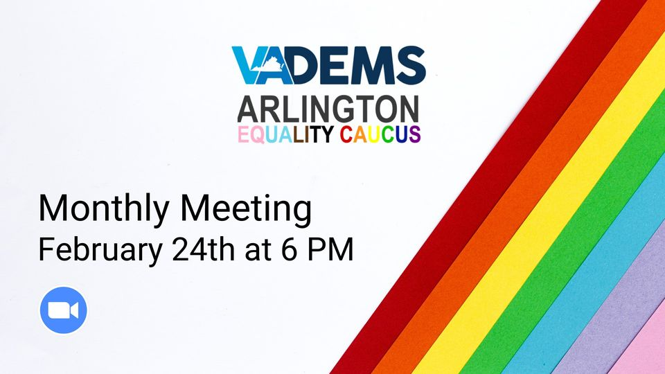 Equality Caucus February Meeting
