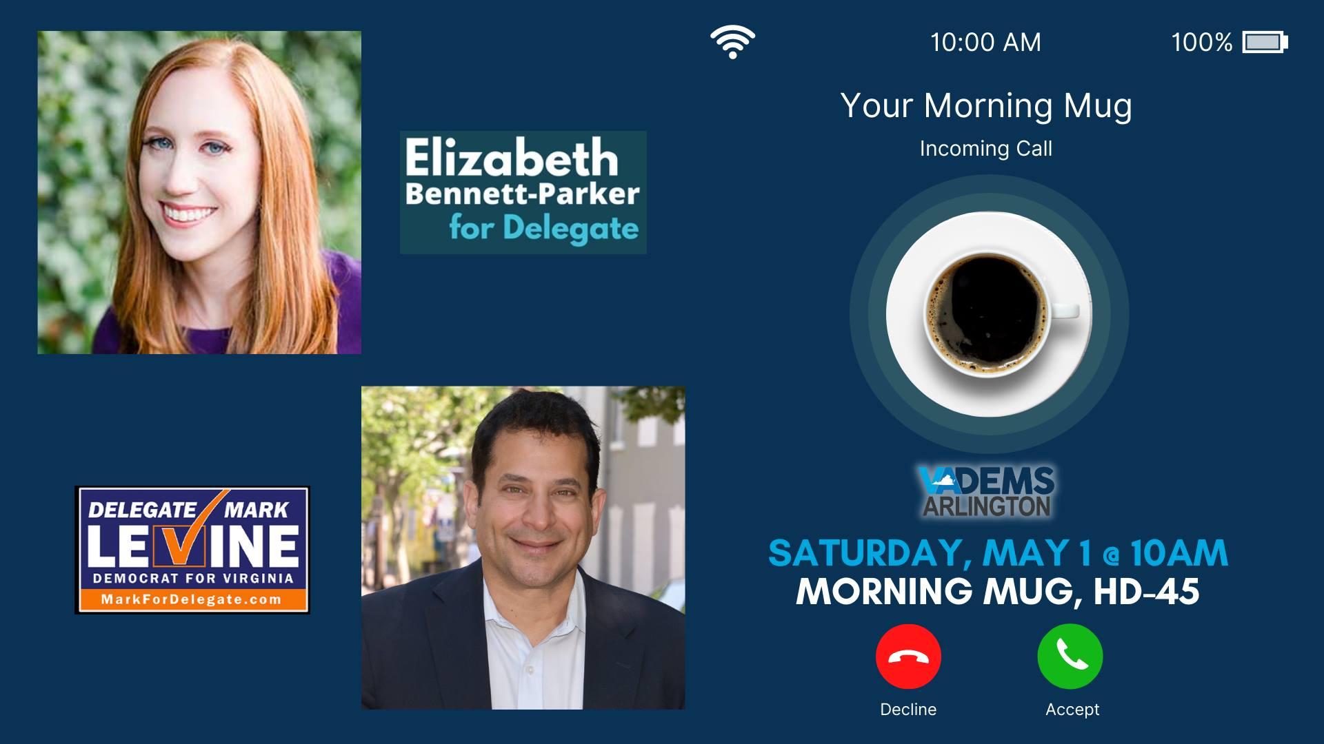Morning Mug: House of Delegates