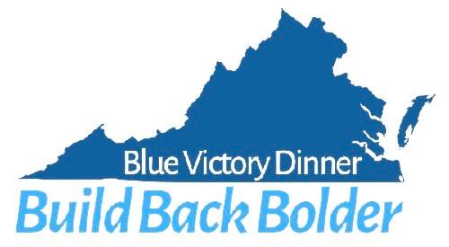 Build Back Bolder! 2021 Virtual Blue Victory Dinner