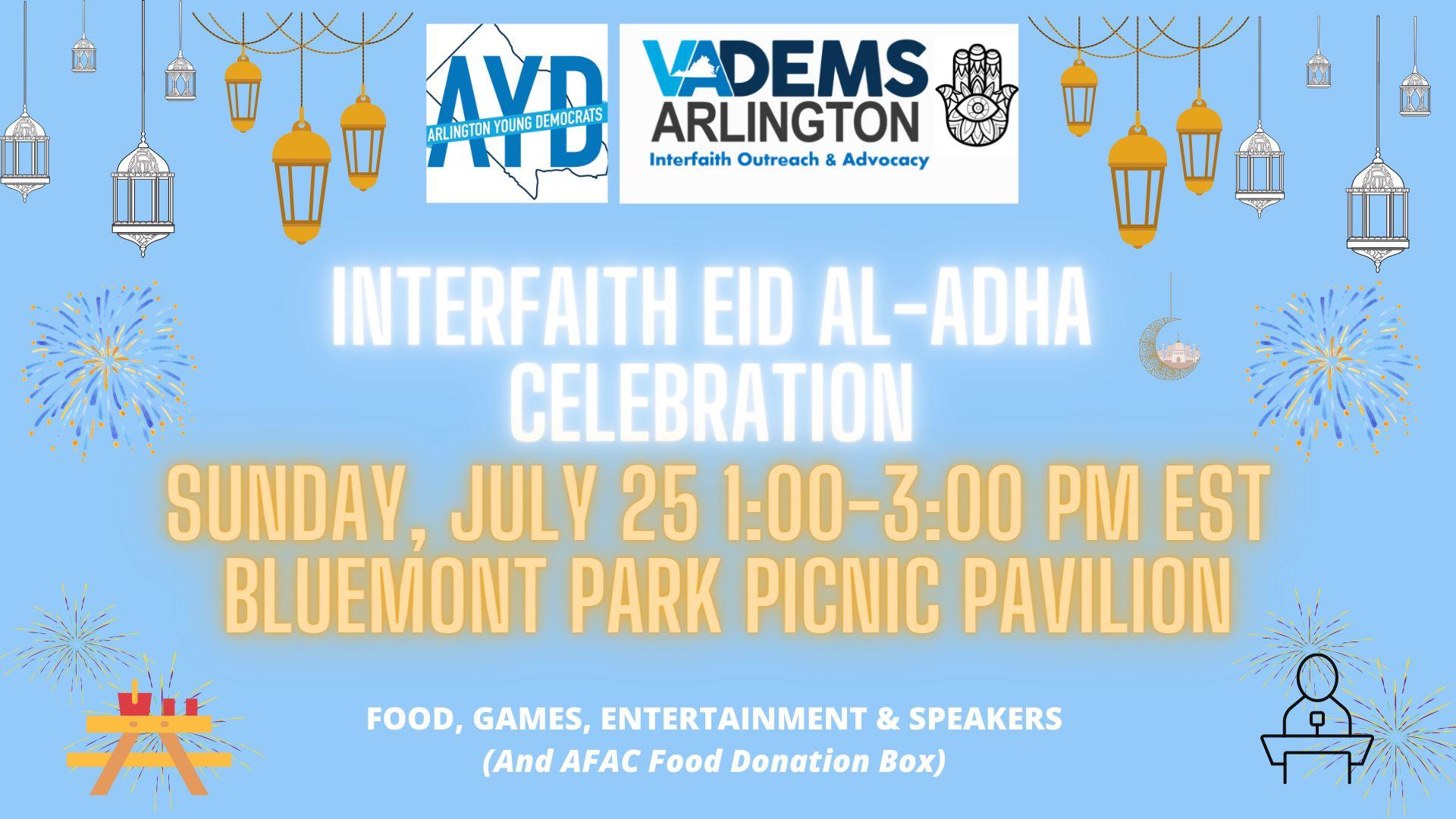 Interfaith Eid Celebration